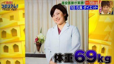 Photo of 日本女醫師獨創 1天5餐瘦身法 半年減16kg