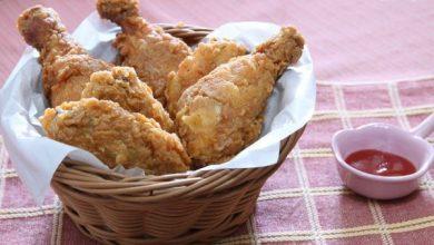 Photo of 【煲劇必備】在家做出快餐店風味香辣脆雞!如何做出鱗片狀脆皮炸雞?
