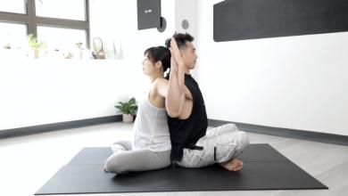 Photo of 4個孕婦必學拉筋方法🤰10分鐘舒緩肩頸痛、大小腿〡孕期任何階段都可做