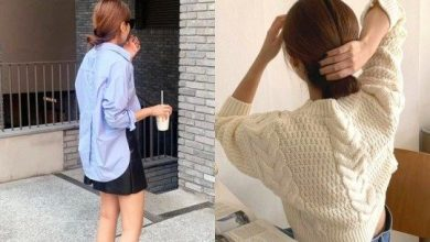 Photo of 中長髮也可以有很多變化!讓韓國女生為你示範 6 種最流行髮型!