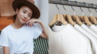 Photo of 白T恤變黃怎麼辦?必學4招白色單品保養大法讓衣服潔白如新