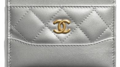 Photo of 灰色卡片套15款名牌推薦:秋冬必備Chanel、Dior、LV經典長青款!