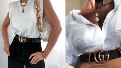Photo of 低調也能增加時尚感!網購輕鬆入手 跟休閒造型100%合襯的名牌皮帶