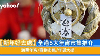 Photo of 【新年好去處】全港5大年宵市集推介 海景年宵/寵物市集/年貨大街